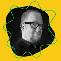 Stephen Gates - Speaker icon