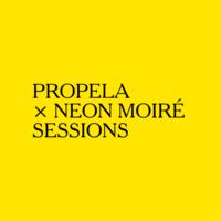 Propela X Neon Moiré Sessions