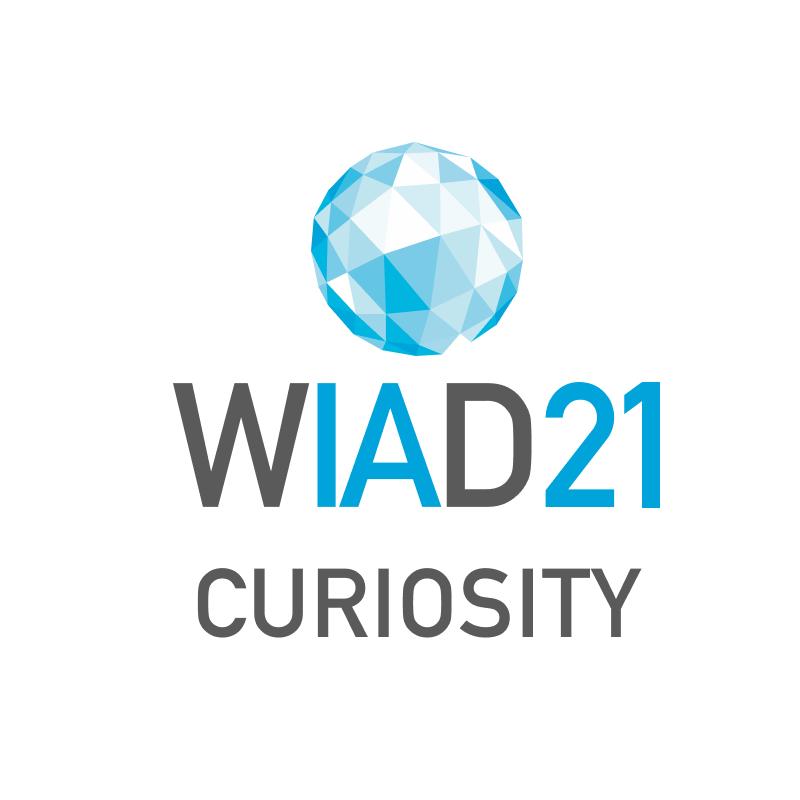 WIAD21 Global Keynote: Designing Curiosity
