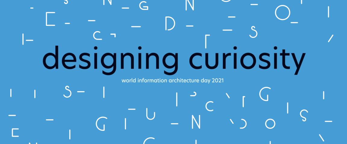 WIAD21 Global Keynote: Designing Curiosity Banner Image