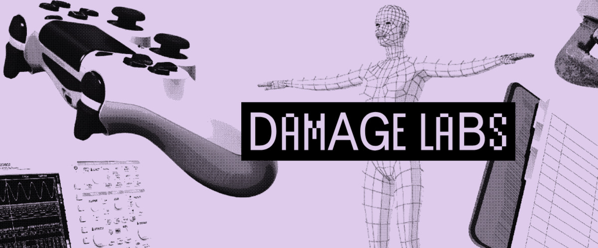 Damage Labs Banner Image